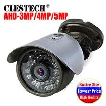 Metal SONY-IMX326 CCTV AHD Camera 5MP 4MP 3MP 1080PFULL Digital High quality outdoor Waterproof iR Day night vision have Bullet цена 2017