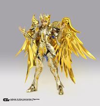 Grandes Juguetes Saint Seiya Myth Cloth Ex Gemini Saga Oro metal armor Figura de Acción