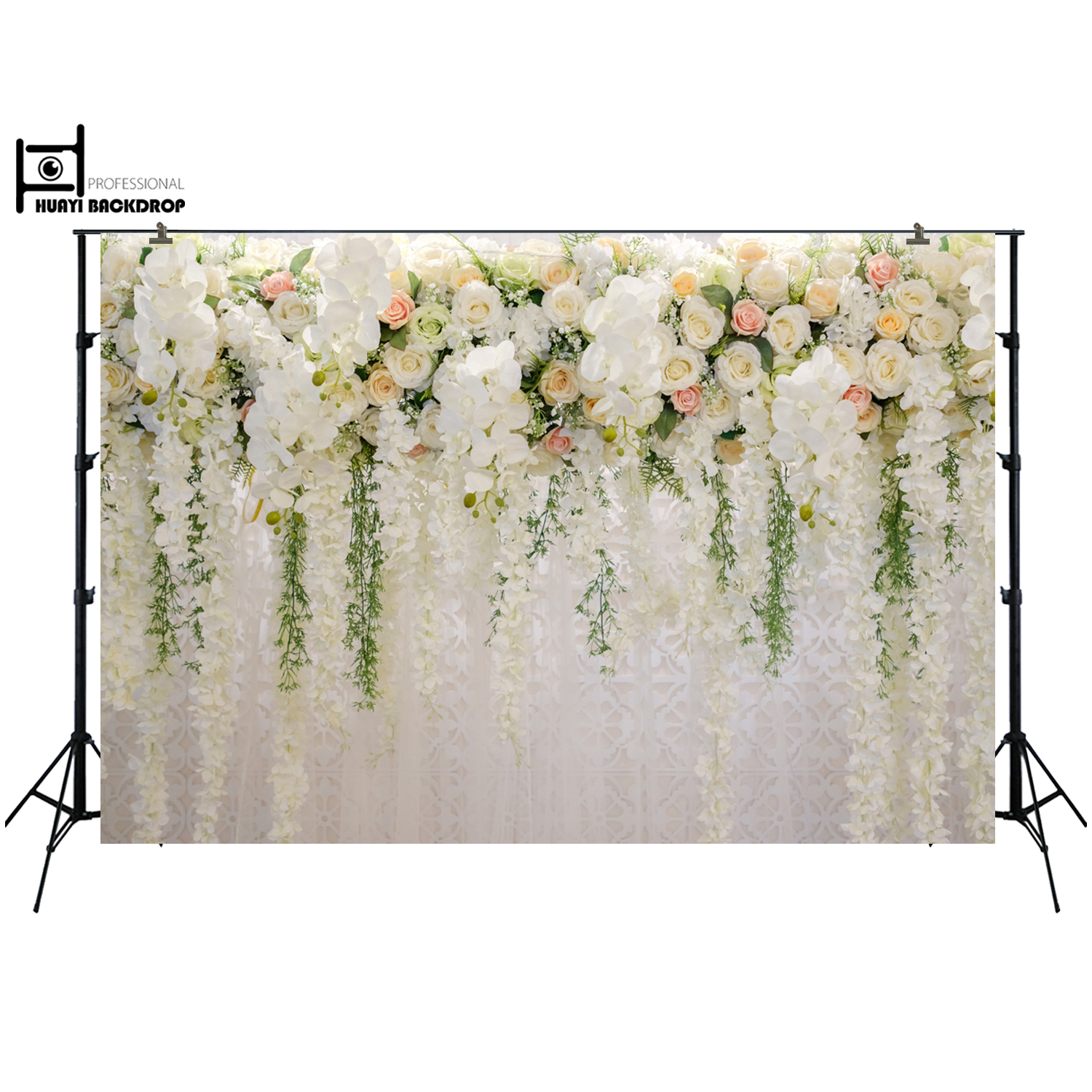 Home Decor Suppliers China Aliexpress Com Buy Wedding Backdrops Flowers Wall With