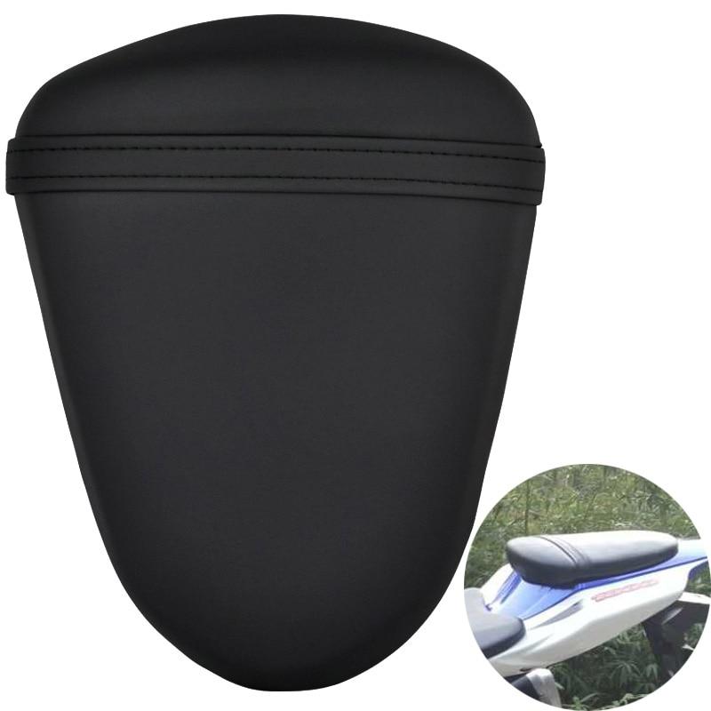 Motorcycle Rear Passenger Pillion Seat For Suzuki GSXR1000 GSX R1000 GSXR 1000 2007 2008 K7 Black Seat Cushion Pad
