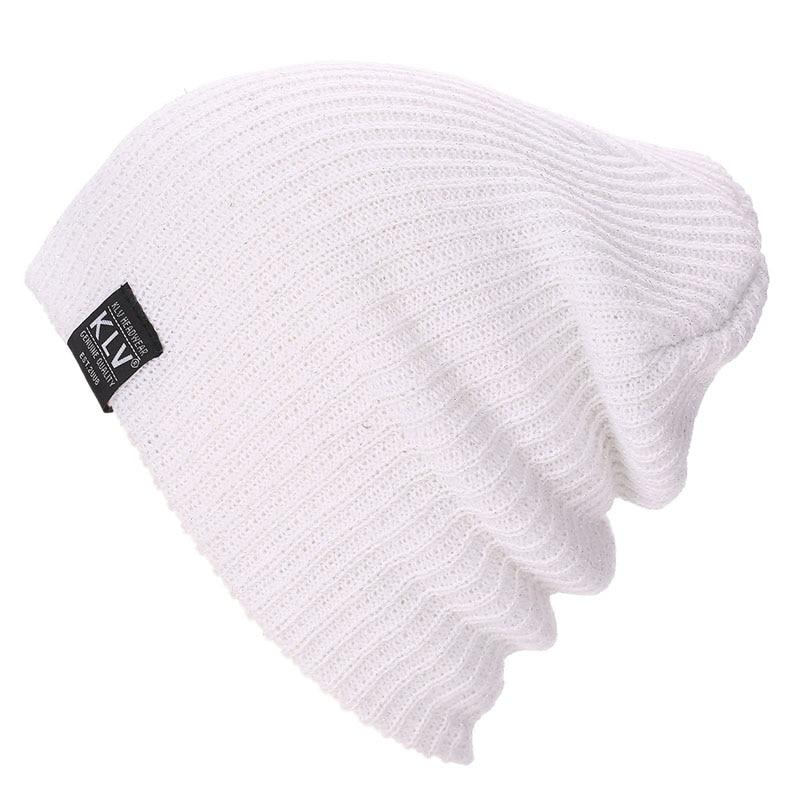 ᑎ‰Invierno Caliente de Esquí de punto de Ganchillo Slouch Sombreros ...