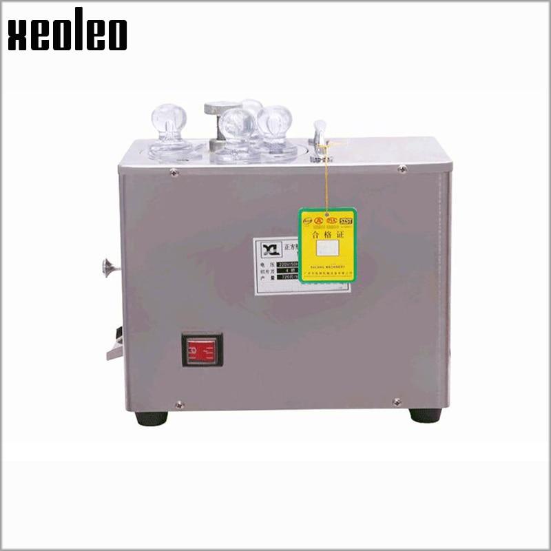 Xeoleo Multional Chinese Medicine Slice Machine Commercial Medicine Slicer For American Ginseng/velv