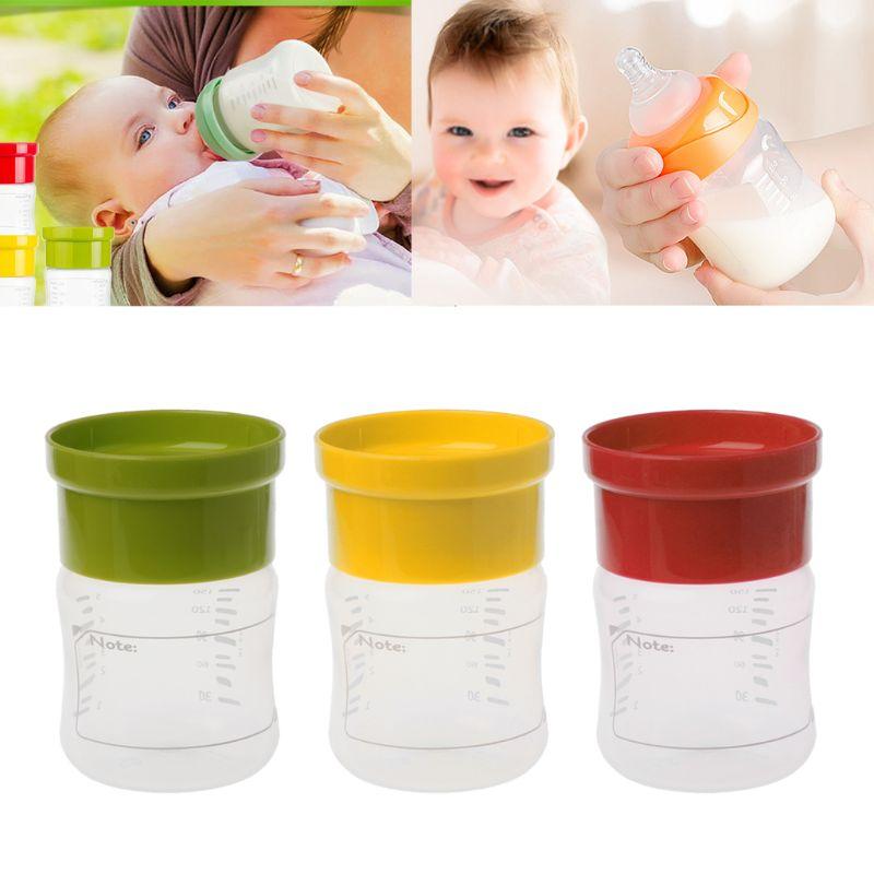 Mutter & Kinder Romantisch Baby Brust Milch Sammlung Lagerung Flasche Weithals Mit Bpa Frei Pp Baby Lebensmittel Lagerung Sichere Almacenaje Für Baby Lagerung Von Lebensmitteln