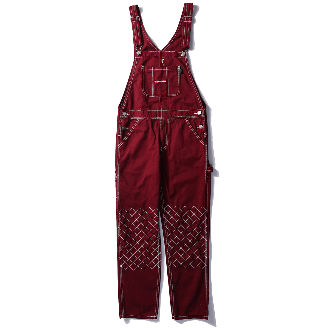 EFUNGAL 2019 Spring Summer Harem Overalls Joggers Men Women Hip Hop Streetwear High Fashion Casual Trousers Vintage Bib Pants-in Overalls from Men's Clothing    3