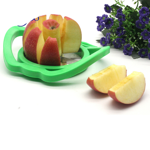 Vegetable Fruit Apple Pear Cutter Slicer Processing Kitchen Utensil Tool Fruit & Vegetable Tools Shredders & Slicers 33033