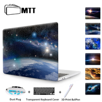 Planet Universe Pattern Case For Macbook Air 13 11 Pro 13 15 Case For 2016 Macbook