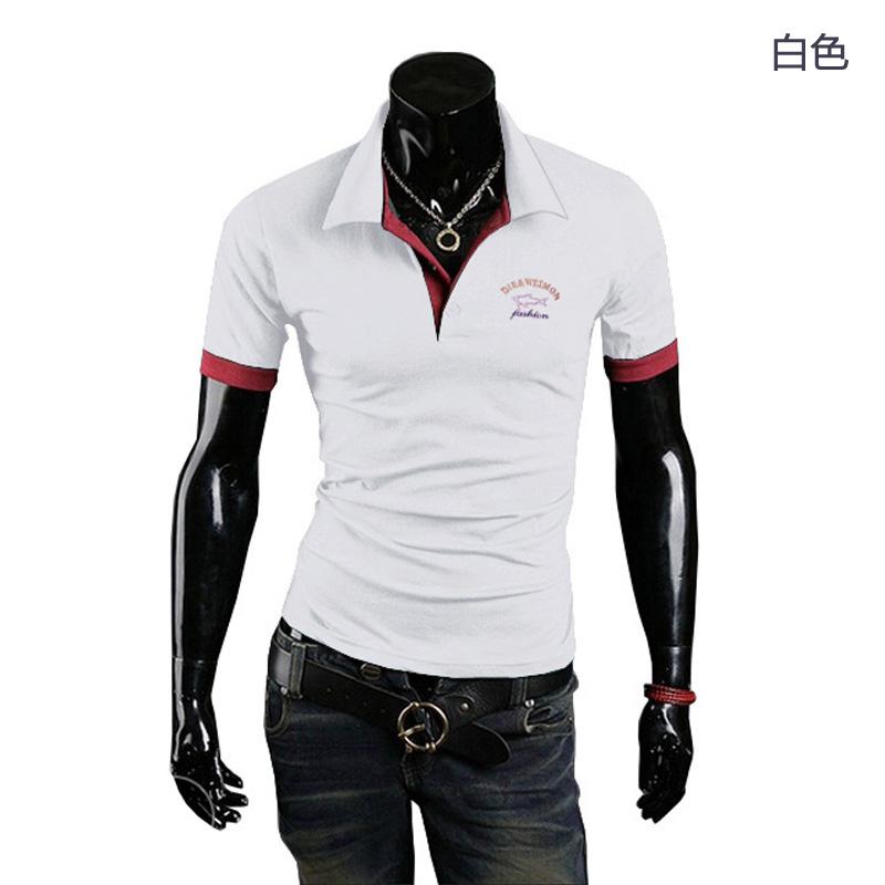 Brand   Polo   Shirt Men Casual short sleeve   polo   shirts Camisa Masculina Homme Camisetas Big Men Size 6XL 7XL 8XL 9XL 10XL