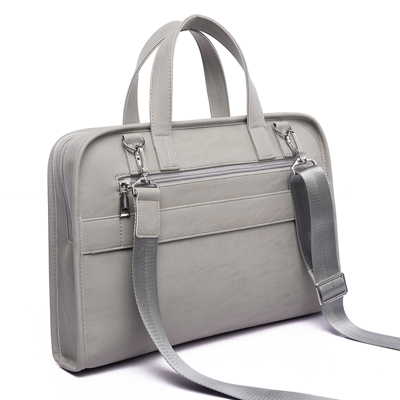 Fashion  Large Capacity laptop bag women Laptop briefcase Case Bag for Notebook Handbag shoulder bag 12 13.3