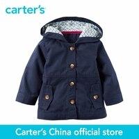 Carters 1 stücke baby kinder kinder Leinwand Jacke 127G262, verkauft durch carters China offiziellen shop