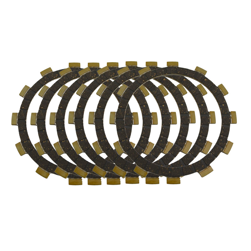 Motorcycle Clutch Friction Plates Kit Set for Yamaha TTR250 TTR 250 CP 0001