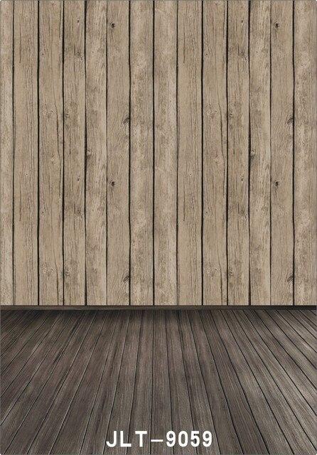 Classic Fashion 5x7ft Big Photography Backdrop Background Wood