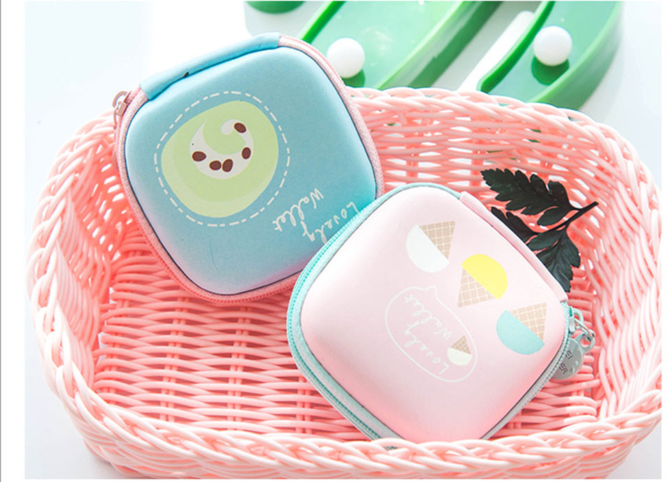 New Cute Electronic Digital Storage Bag Case For Earphone EVA Headphone Container USB Cable Earbuds Storage Box Pouch Bag Holder (4)