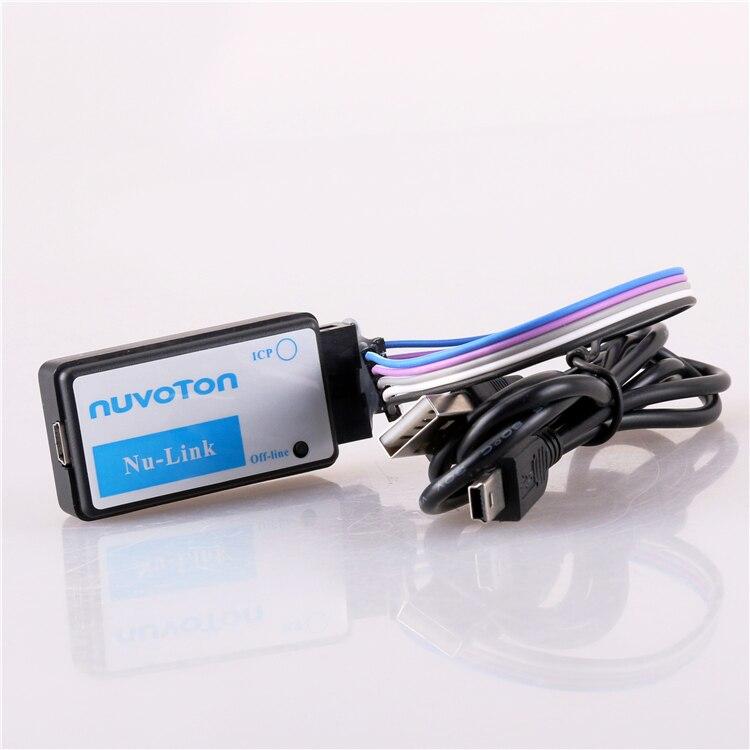 Nuvoton Отладки Адаптер TC420 Нулевой Ошибке Режим Fix Nu-Link Nu Ссылка Nuvoton ICP эмулятор скачать