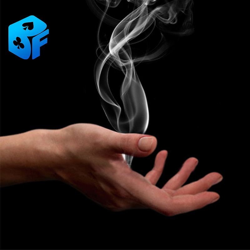 Mystic Finger - Smoke Magic Trick Magic Illusion Stage Close-Up Stand-Up Smoke Magic Tool Only One Pc