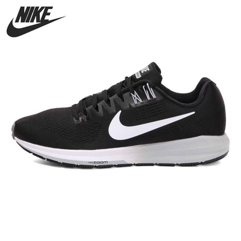 Original New Arrival  2019 NIKE AIR ZOOM STRUCTURE 21 Men's Running Shoes Sneakers