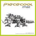 DIY Piececool 3D Metal Toy, Dinosaur Rock P062S Orignal Design Puzzle 3D Metal, Educational  Models Brinquedos, Kids Toys
