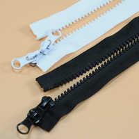 70 cm 5 # harz doppel sliders reißverschlüsse für kleidung reversible zipper für Jacke tailor zips für schlafsack zip sewing reiß
