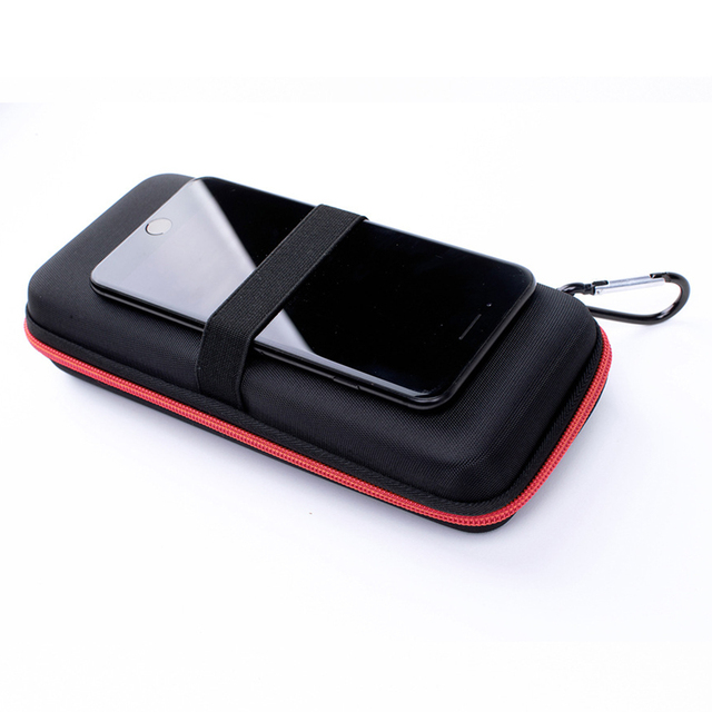 2019 New Hard EVA Travel Box Portable Case for Xiaomi Mi Power Bank 20000 20000mAh 2C Cover Portable Battery PowerBank Phone Bag 5