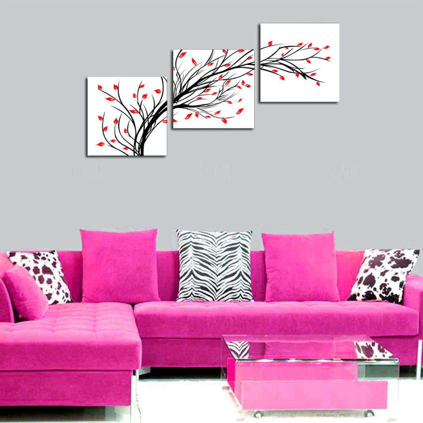 Modern Abstract Oil Painting Wall Pictures For Living Room New House ...