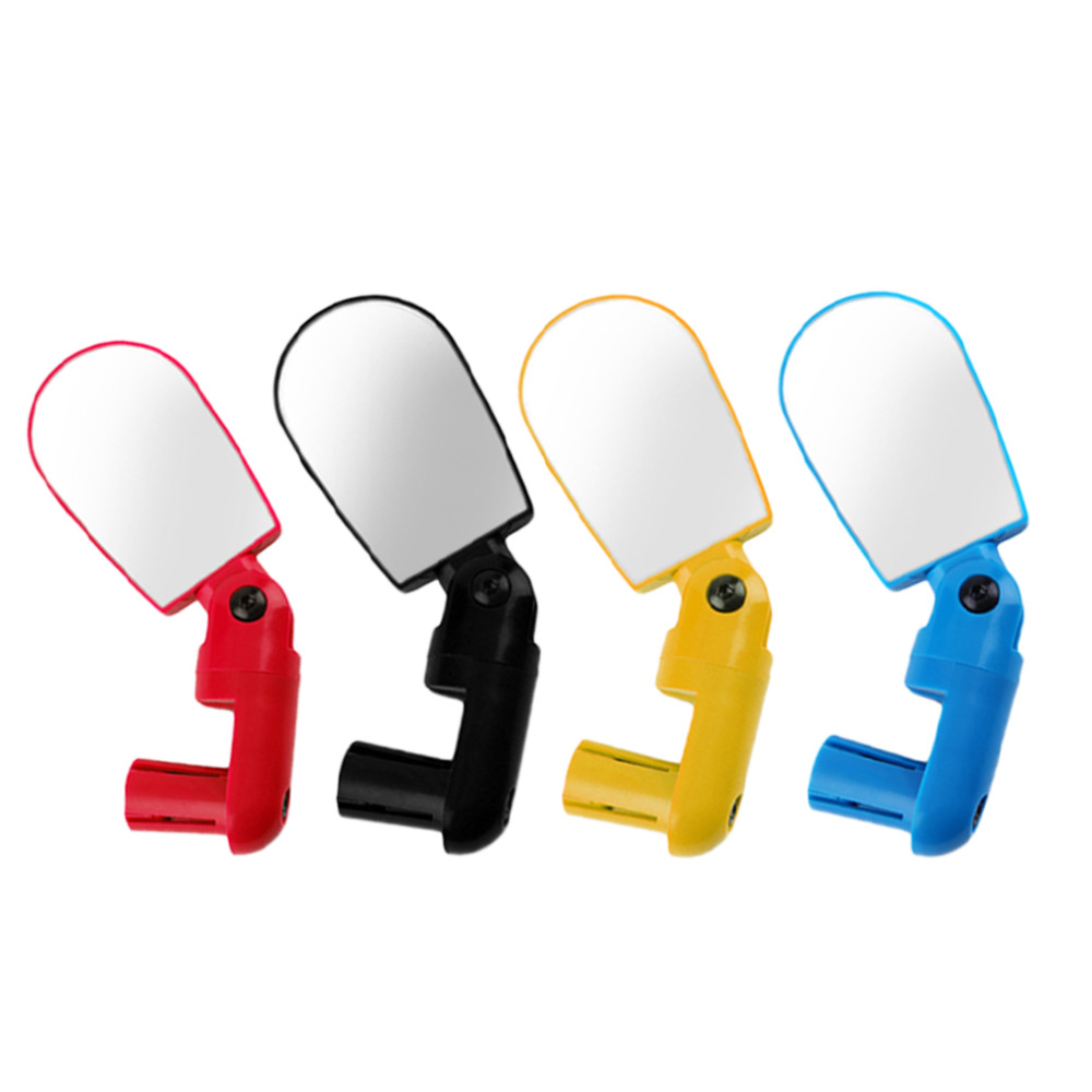 2019 Hot Mini Bike Mirrors Rotate Flexible Bike Bicycle Cycling Rearview Handlebar Mirror