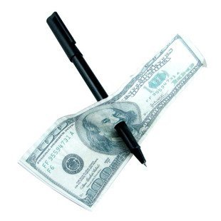 100piece/lot ! Wholesale! Plastic Pen Penetration magic tricks/magic props/close up magic