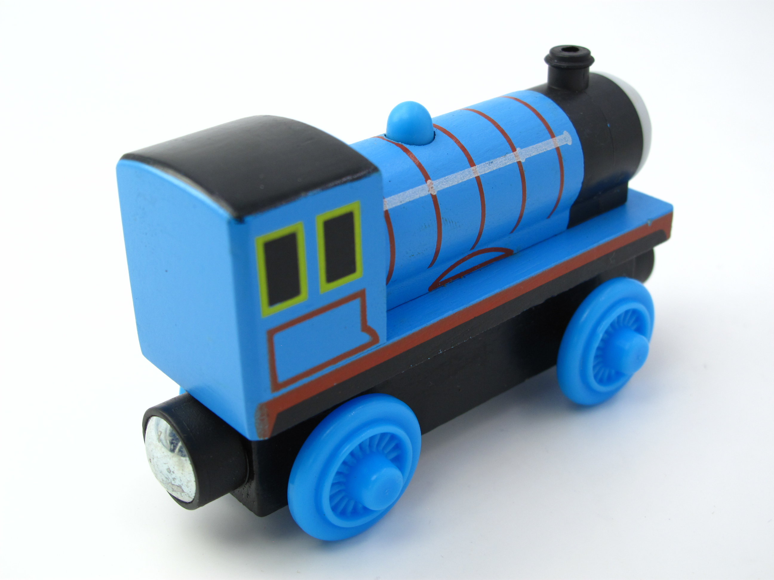 Wooden Thomas Train T048W EDWARD Thomas And Friends Trackmaster ...