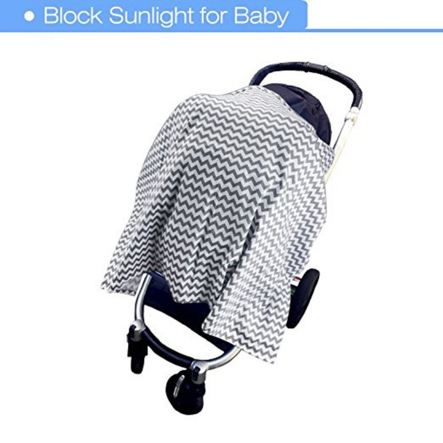 Nursing Cover | Breathable Cotton Breastfeeding Apron