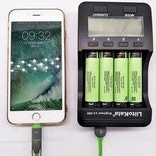 Liitokala lii 500 LED chargeur daffichage pour 1.2 V/3 V/3.7 V/4.25 V 18650/26650/18350/16340/18500//AA/AAA lii 500 rechargeable