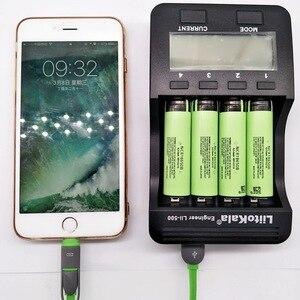 Image 1 - Liitokala lii 500 LED chargeur daffichage pour 1.2 V/3 V/3.7 V/4.25 V 18650/26650/18350/16340/18500//AA/AAA lii 500 rechargeable