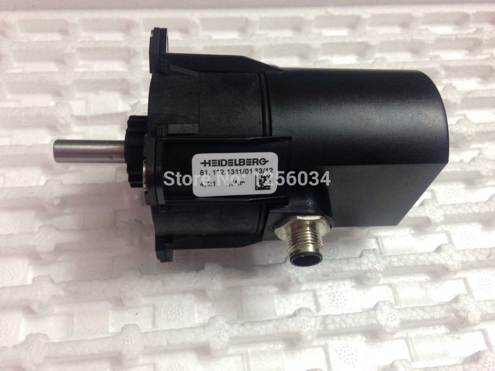 free shipping 1 piece high quality heidelberg offset motor 81.112.1311/01 1 piece free shipping heidelberg connecting part of power converter svt board 91 101 1112 high quality