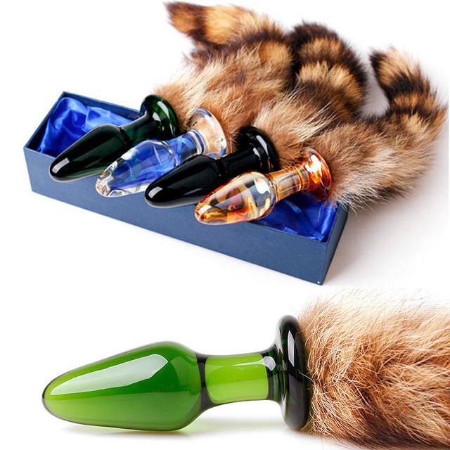 Vibrating Butt Plug Anal Vibrator Sex Toys