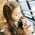 Новый Корейский Девушки Головная Повязка Розы Волосы Бант Хлопчатобумажной Ткани Тиара Волосы Цветок Диапазона Волос Держателя Аксессуары
