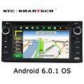SMARTECH автомобиль мультимедийный плеер gps-навигация 2din dvd-плеер автомобиля головное устройство для TOYOTA Corolla Camry Rav4 Previa HILUX Prado