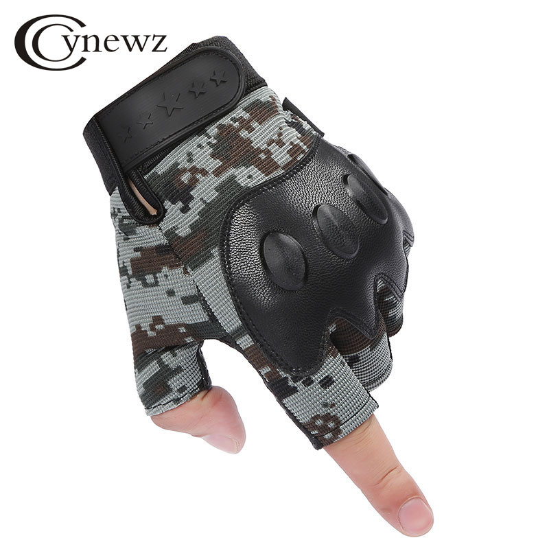 Fashion Men Women Tactical Glovs