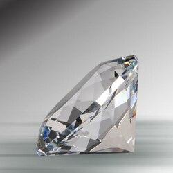Ручной работы 80 мм ясно Стекло diamond С кристалалми и стразами пресс-папье стол Украшение стола