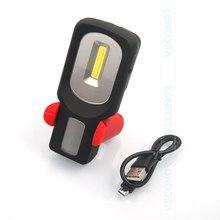 Ручной аварийный свет светодиод рабочий свет кемпинг открытый авто ремонт фонарика многофункциональная вспышка с магнитом usb зарядка