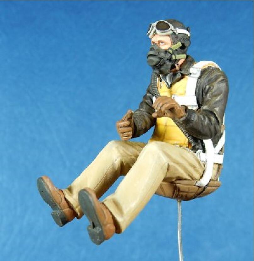 132 resina figura modelo kit unassambled sem pintura//165
