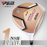 PGM golf clubs titanium #1 3 5 L 6.5 wood Right Handed Driver high quality Fairway Wood rose gold kick-off Graphite Woods