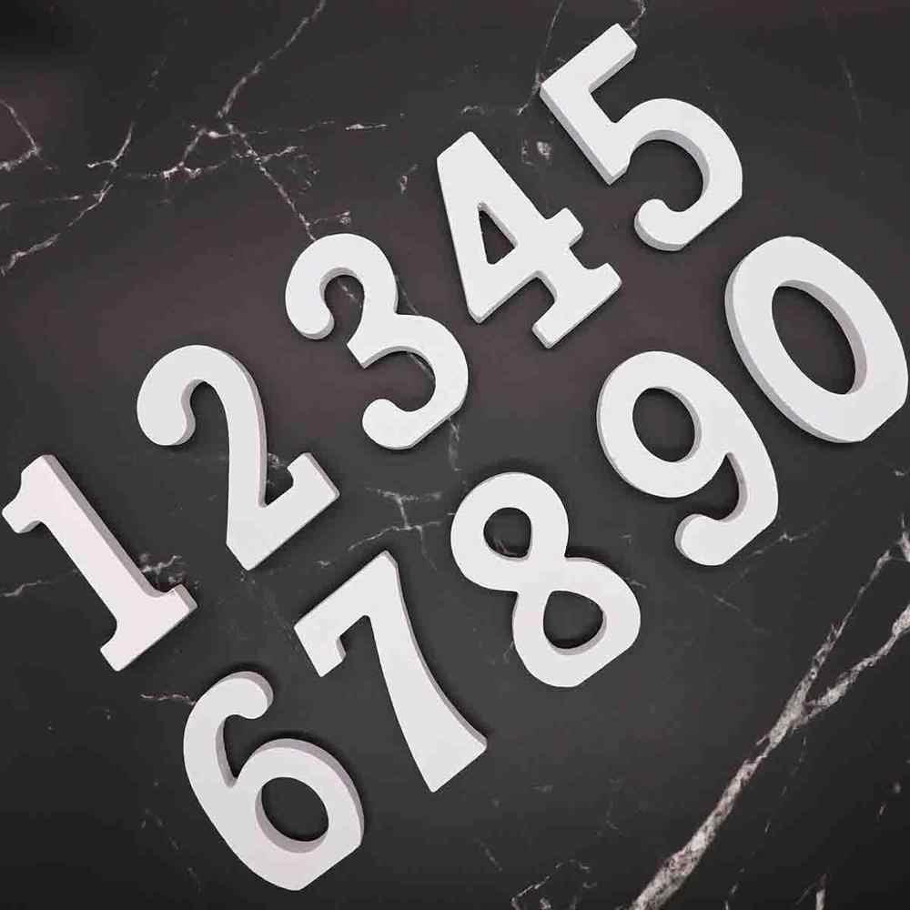 DHDHWL Decorativo Madera Letras N/úmeros La Letra del Alfabeto ingl/és 1pc 10cm de Madera Letras Decorativo Mariposa Blanca Adornos de artesan/ía de Madera Letras de Bricolaje Grandes