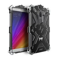 Luxury Doom Thor Heavy Duty Armor Metal Aluminum Mobile Phone Case For Xiaomi Mi 4S 5