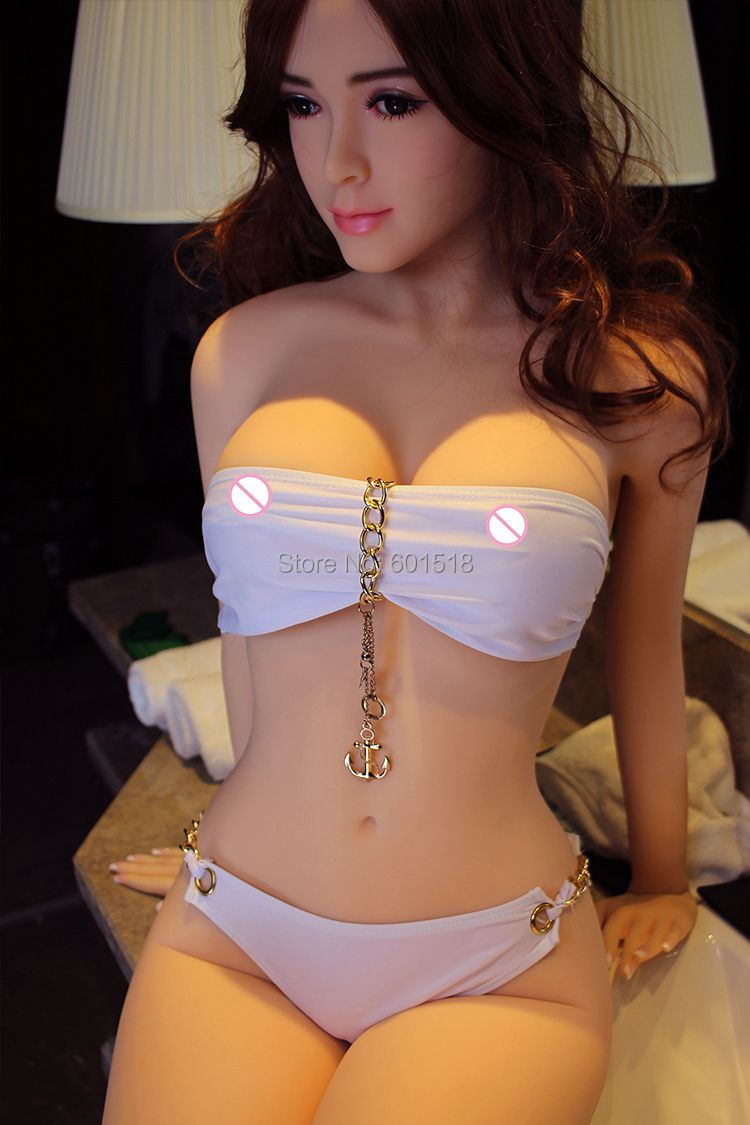 165cm real silicone sex dolls skeleton adult love doll oral vagina lifelike full pussy Japanese sexy with big breast for man newest 165cm real feeling sex doll with skeleton adult real love doll for man full silicone love doll for man sex product