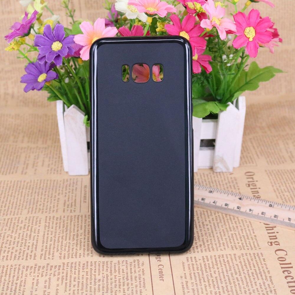 Yisisource чехол для Samsung Galaxy S8 + S8 плюс Чехол мягкий ультра тонкий ТПУ Силиконовые Телефон Protector кожи для Samsung s8 Plus 6.2