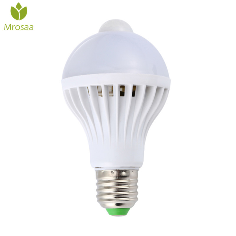 Mrosaa AC85 265V Night Light Led Bulbs E27 5W 7W 9W LED
