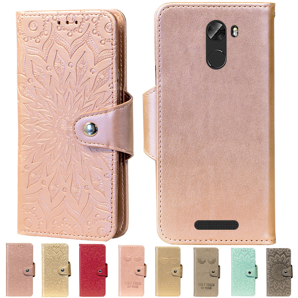quality design 5dd3f 633fc US $5.99 |Embossing Stand Flip PU Leather wallet Case Cover For Global  Version Gionee A1 lite Phone Case-in Flip Cases from Cellphones & ...