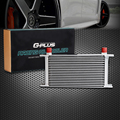 GPLUS 19 ROW AN10 Universal Auminum Racing Engine Transmission Oil Cooler FAST SHIPPING  -02EGK0006A