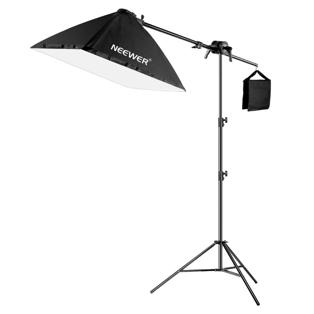 Pro Photography Lighting Kit - 3 Packs 24x24 inches 8