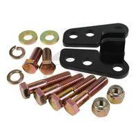 Adjustable 1 2 Lowering Kit For Harley Touring Street Glide Road Glide 02 13