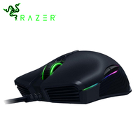 Razer Lancehead Tournament Edition Wired Gaming Mouse 16000 DPI 9 Buttons 5G Optical Sensor eSport Gaming Ambidextrous Mouse