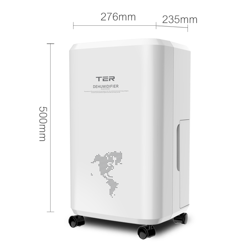 air dehumidifier Home Mute Dehumidifier bedroom basement Dehumidifier industry Dryer Absorber
