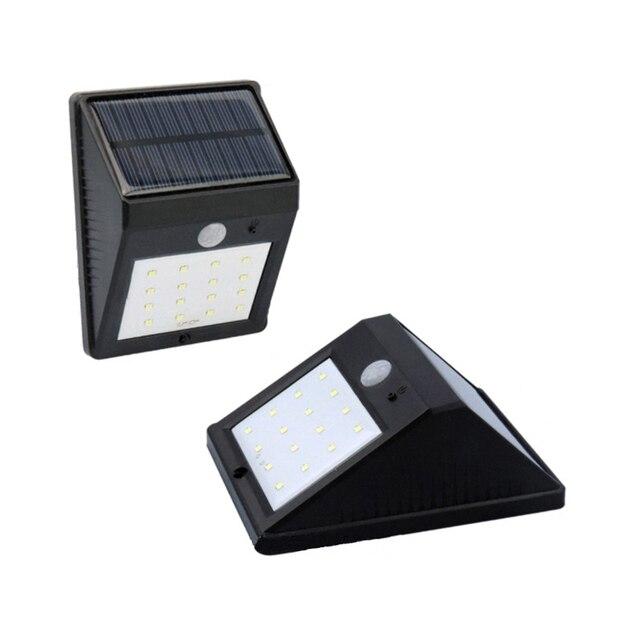 Led solar light outdoor waterdicht met human body motion sensor ...